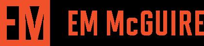 Emily McGuire Retina Logo